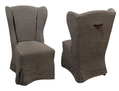 GJ Styles Wing Chair