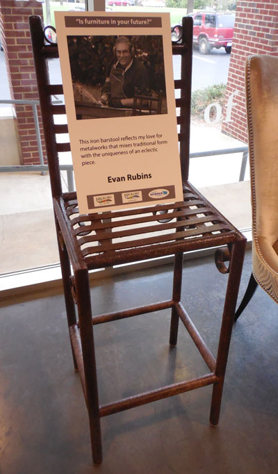 Thomas Lester Reports: Hickory Hosts Chair Competition 2014 | Furniture  Today