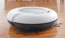 The Whiskers DSV Robotic Vacuum dusts, sweeps and vacuums any floor surface with the touch of a button. hoover.com