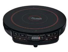 The NuWave Precision Induction Cooktop allows cooks to adjust heat instantly and with enhanced precision. hearthware.com