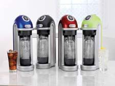 The Fizz Home Soda Maker turns water into soda or sparkling water in seconds, with no cleanup. sodastream.com