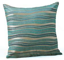 Dunes, part of Jovi Home's lineup of decorative pillows, reflects the company's design philosophy that sees every individual as unique, with distinct needs for color and expression.