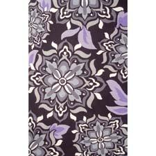 In The Rug Market America's indoor/outdoor Resort collection, Andalucia features whimsical floral elements. therugmarket.com
