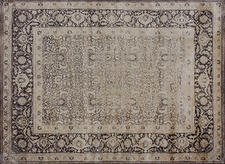 Loloi's power-loomed Mystique collection from Egypt is a polypropylene/viscose line that has the sophisticated look of an aged, hand-knotted rug. loloirugs.com
