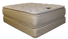 Gold Bond's two-sided Sacro-Support Imperial is an heirloom-quality mattress that offers added value at less than $1,000 at retail. goldbondmattress.com