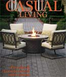 Casual Living cover February 2015