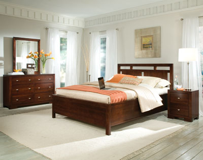 Marvelous Durham Symmetry Bedroom. The Symmetry Bedroom Is Part Of Durham Furnitureu0027s  Perfect Balance Collection.