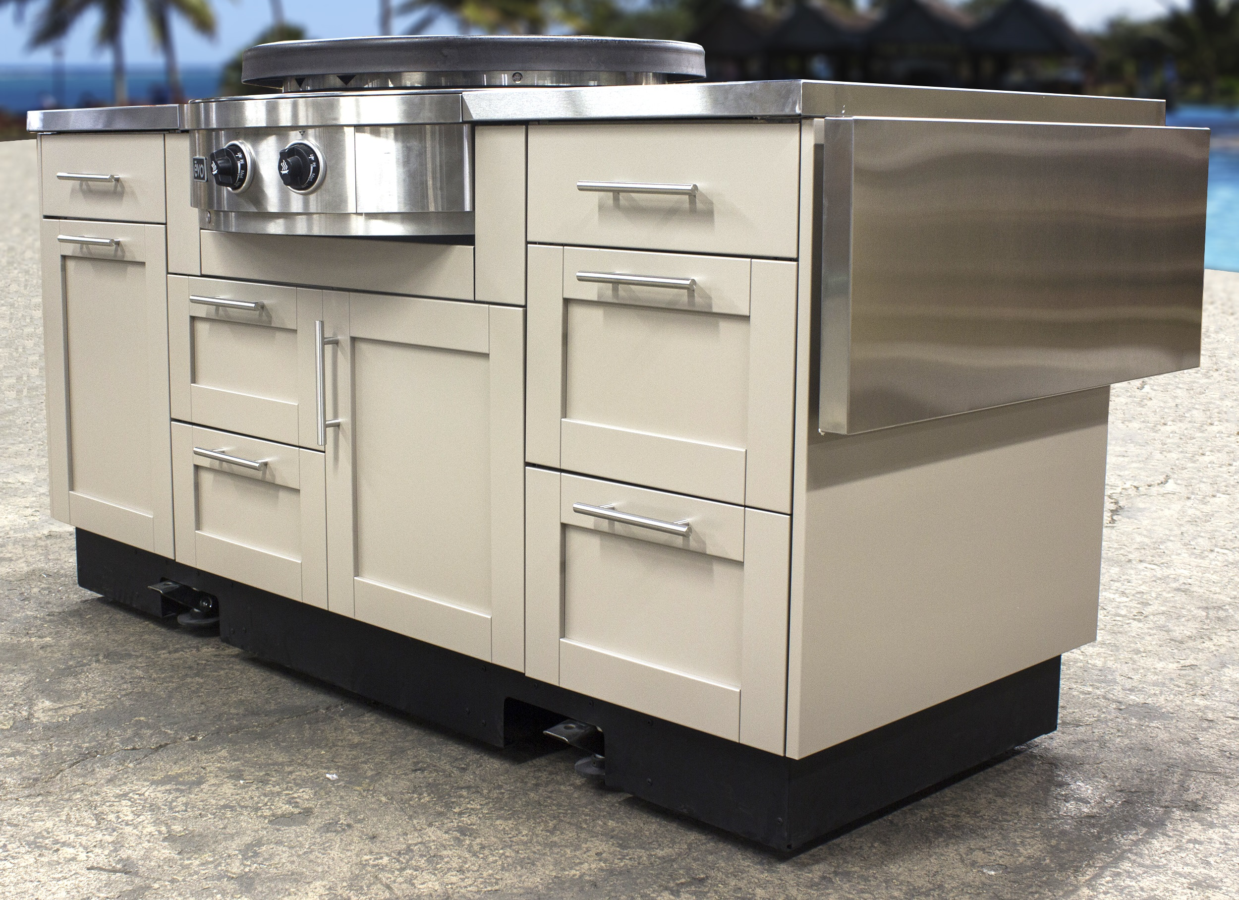 Brown Jordan Outdoor Kitchens wins IIDA/HD Product Design ...