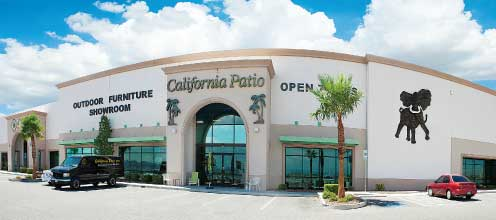 Best Store Front Award; Multi Store: California Patio  California Patiou0027s  New Las