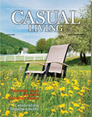 Casual Living July 2015 cover