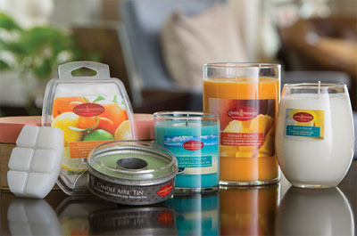 Candle Warmers Etc. home fragrance products are designed to be used with Candle Warmers Etc. warming devices, or burn on their own. Our candles and wax melts are made with the finest fragrance, wax, and wicks, and are poured in the USA.