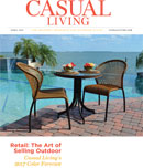 Casual Living cover April 2016