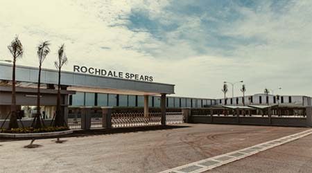Rochdale Spears facility
