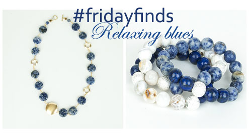 Friday Finds: Relaxing Blues