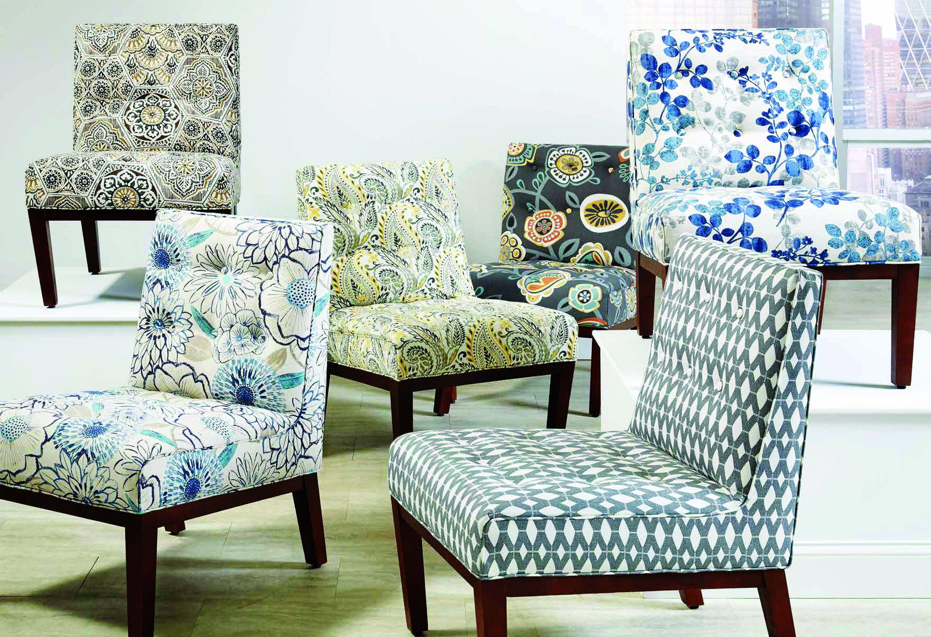 RICHLOOM FABRICS GROUP: Fortress Collection, Acrylic group
