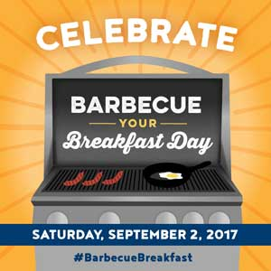 HPBA encourages retailers to celebrate National Barbecue Breakfast Day