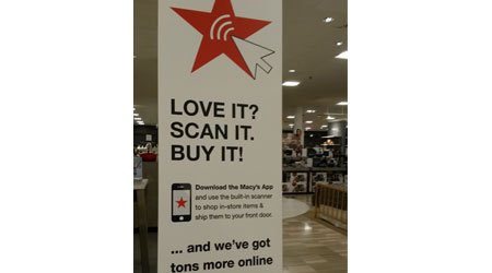 Macy's same-day delivery program branches out
