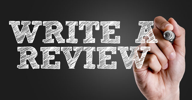 Write Reviews