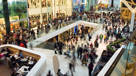 Mixed Forecast for Retail Sales
