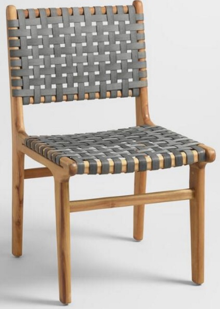 Cost Plus Management Services Has Recalled 2,600 Girona Outdoor Dining  Chairs Due To Fall Hazard.