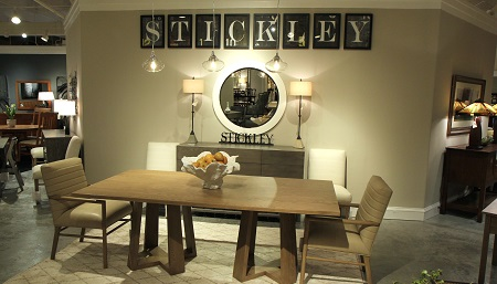 stickley showroom