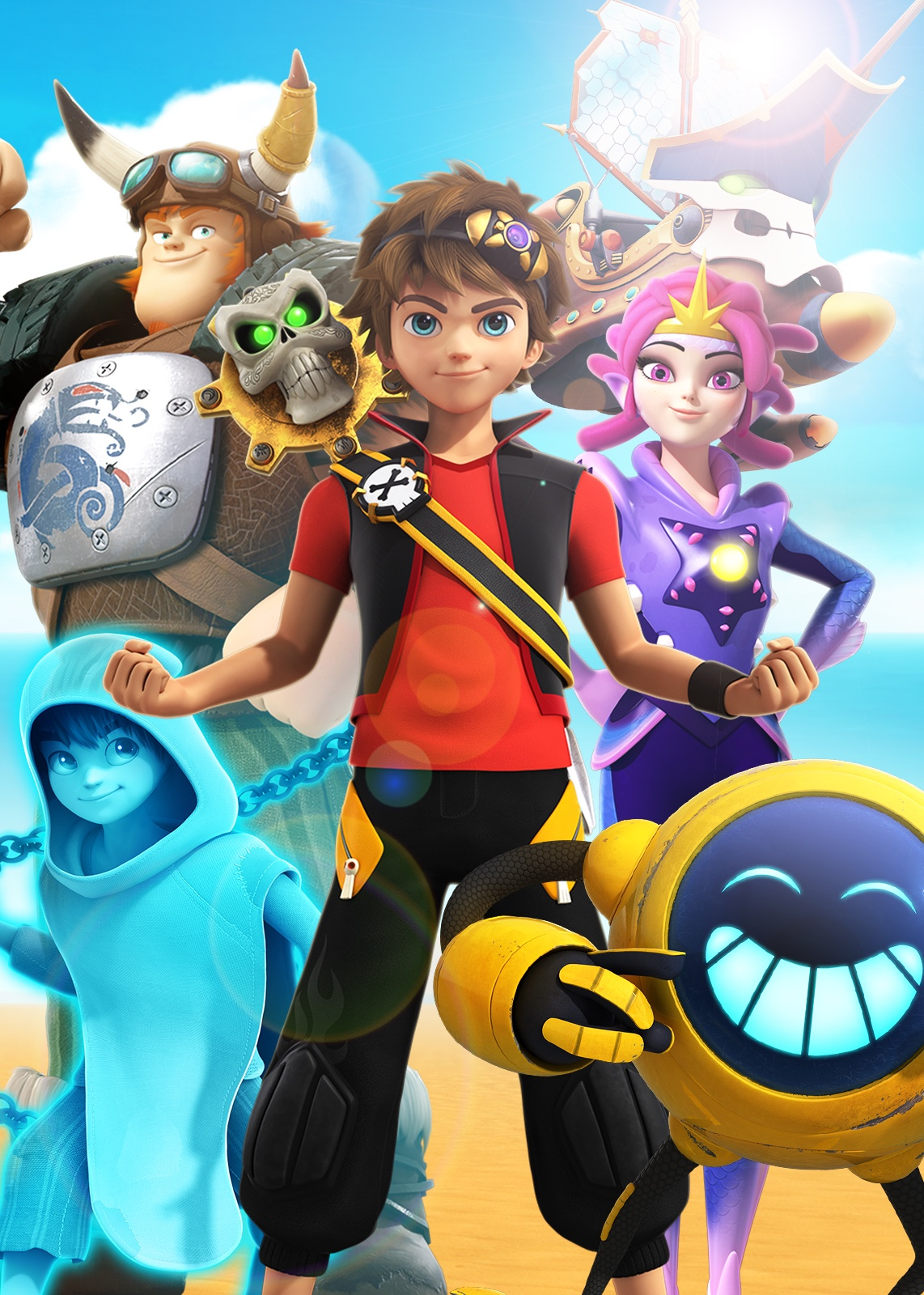 Zak Storm is A Seemingly Typical Kid