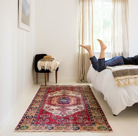 Area Rug Retailer Revival Rugs Is Changing The Way Vintage Are Retailed
