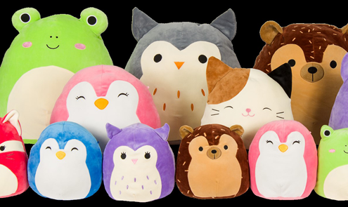 Squishy Squooshems Blake : Squishmallows Added to Comfort Packs for Chicago-Area Children Gifts & Dec