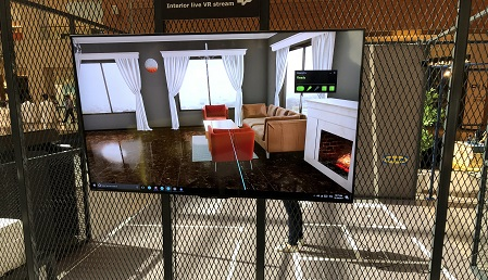 Ikeas Pop Up Shops Offer Vr Shopping Furniture Today