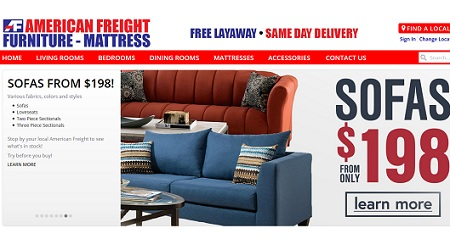 American Freight Opening 3rd Missouri Store Furniture Today