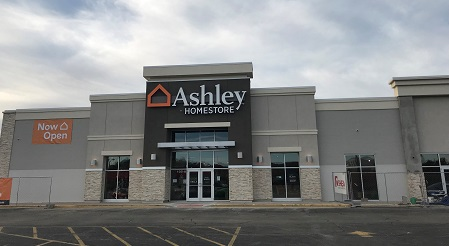 Ashley Homestore Licensees Expand In Michigan Central Illinois Furniture Today