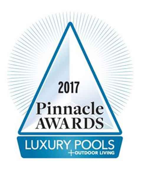Ryan Hughes Design Build Receives 2017 Pinnacle Award For Best In Pool And  Outdoor Living Design