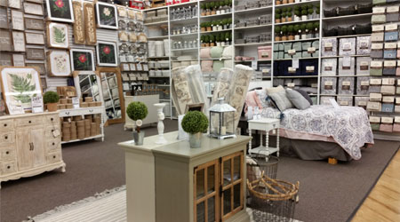 eatontown nj a prominent piece of real estate at the bed bath beyond store here has been transformed into a new department
