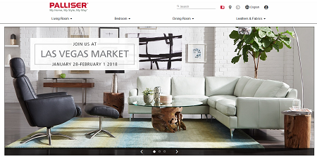 palliser furniture case analysis High point — palliser furniture's return to case goods at the recent high point market resonated with dealers who, over the years, have traditionally shopped the line for its canadian-made upholstery.