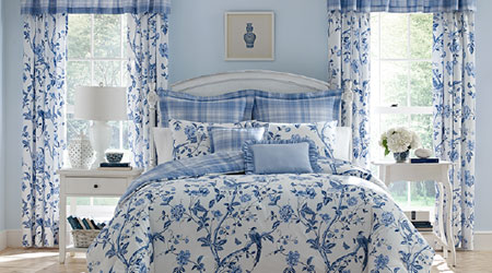 Laura Ashley brings new bedding paint coordinates to Bon-Ton