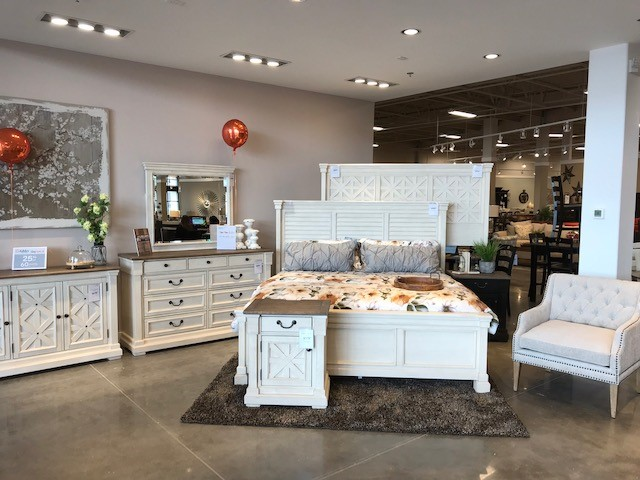 Ashley Homestore Opens Stores In 4 States Furniture Today
