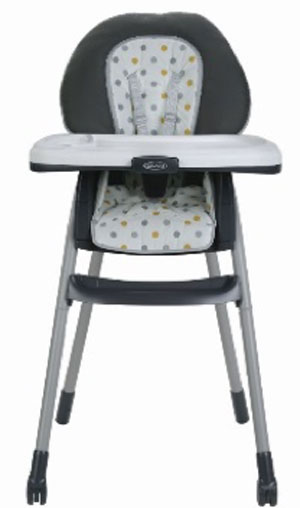 Graco Recalls 32 000 6 In 1 Highchairs Kids Today