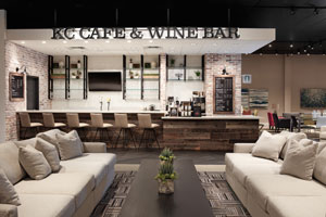City Furniture Will Bring The KC Cafe U0026 Wine Bar To Its Orlando Market  Stores. It Updated Cafe Was Introduce At The Flagship Tamarac, Fla.,  Showroom (shown) ...