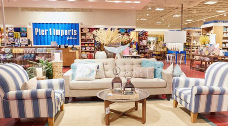 pier target interior aim homegoods shoppers taking furniture concept motto fort worth customer core texas going