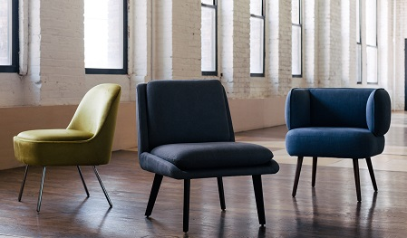 Interior Define expands line with new chair dining designs