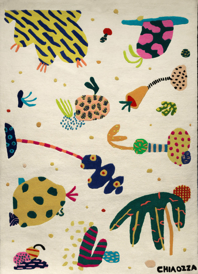Ikea Collaborates With 8 Artists For New Rugs Home