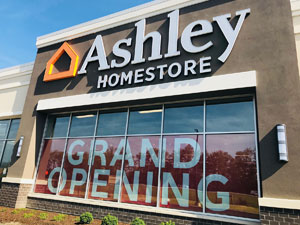 2 Ashley Homestores Open In Ohio Kids Today