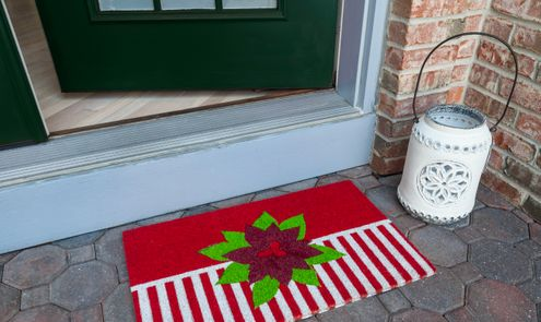 Entryways Adds New Holiday Doormats To Signature Collections