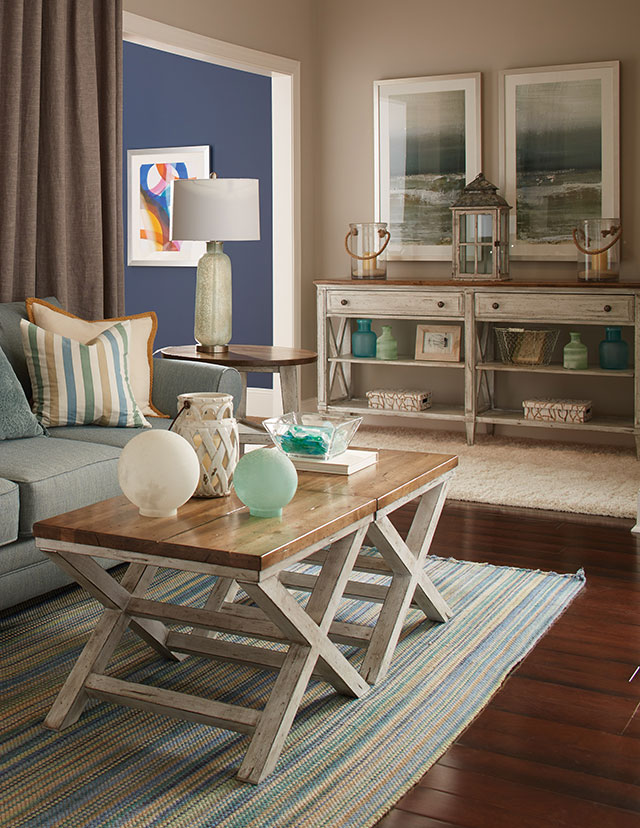 Durham Furniture Rebrands Accent Collection Home Accents
