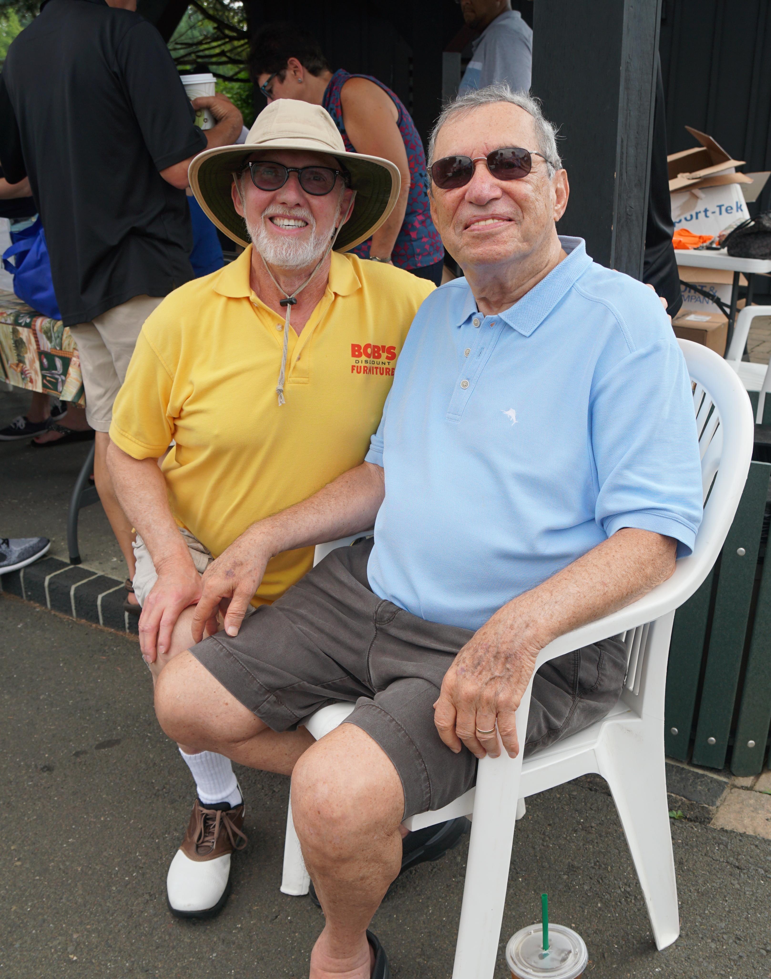 Bob Kaufman And Gene Rosenberg Bob Kaufman And Gene Rosenberg, Bobu0027s Discount  Furniture Co Founders