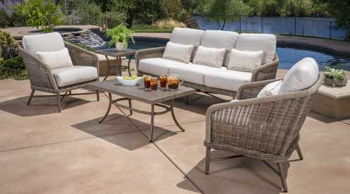 Veranda Classics Introduces New Collections Casual Living