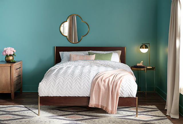 hgtv home by sherwin williams reveals 2019 colors home accents today. Black Bedroom Furniture Sets. Home Design Ideas