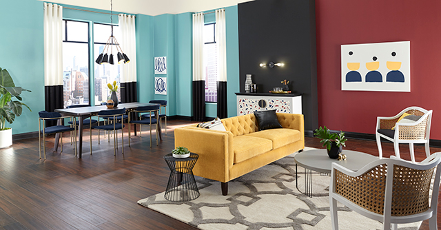 HGTV Colors Sophisticated Whimsy