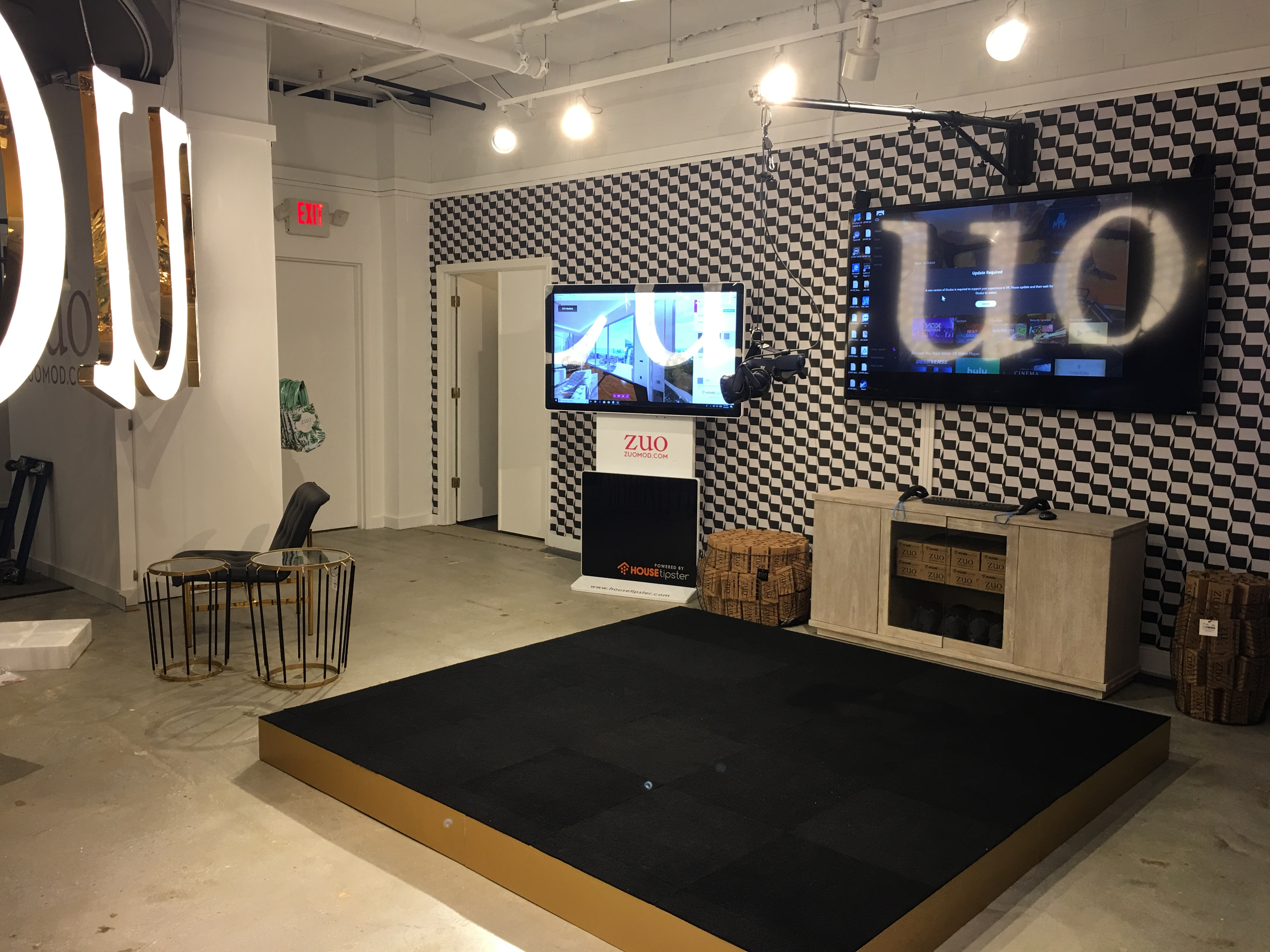 Zuo High Point Market With House Tipster Vr
