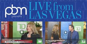 Follow PBM's News Desk Videos from Vegas
